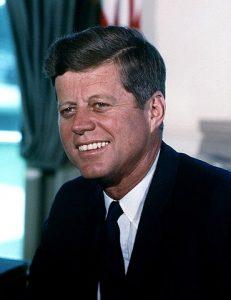 Portrait John F. Kennedy